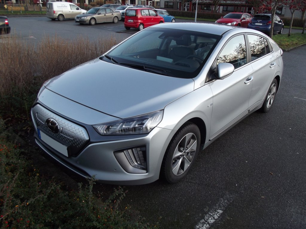 My New Ioniq Electric